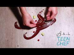Episodio 3 - Un semplice trucco per temperare il cioccolato. - YouTube
