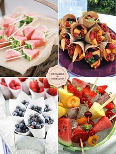 Inspirações | Frutas para refrescar | Les Divas