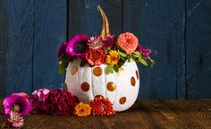 22 No-Carve Pumpkin Decorating Ideas - GoodHousekeeping.com