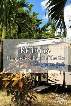 Have you ever dreamed of taking your family across the country? See how Homeschooling in an RV works for Stacy. I'd love to do this with my family. That's the beauty of homeschooling, you're not restricted to anyone location or schedule.