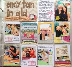 YAY - Beth Patfull's page - Amy Tan in Qld
