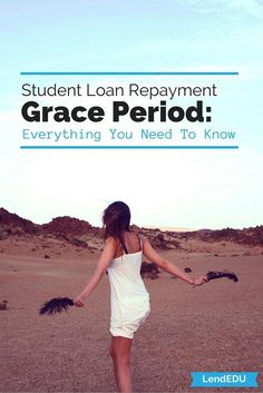 For the first six months after you graduate, with most loans, you will have a student loan grace period. Some loans have nine-month grace periods. During this time, it's entirely too easy to forget that you have debt hanging over your head. If you plan ahead, though, you will be better equipped to attack that debt and pay it off.
