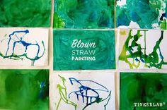 Resultado de imagem para straw paint brush