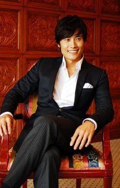 My forever boyfriend, Lee Byung-Hun/ Elegant look...