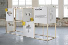 OKOLO / Money: Form, Function, Investment, Savings, Value, Inspiration Installation / #exhibition