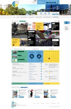 Issy Les Moulineaux Website