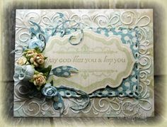 God Bless and Keep You by DawnL - Cards and Paper Crafts at Splitcoaststampers