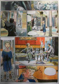 Travail de Vincent Pompetti