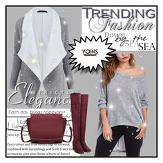 """""""YOINS #2"""" by maja9888 ❤ liked on Polyvore featuring yoins, yoinscollection and loveyoins"""