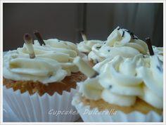 Cupcakes Dulcerella: Cupcakes de Queso Philadelphia