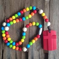 Organic Mama's Shop - Chews Life soft #rosaries, #rosary bracelets, mama #necklaces and more