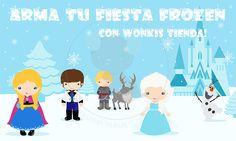 frozen_arma tu kit con wonkistienda