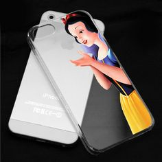 iphone 5 case,iphone 4/4s case,snow white apple clear case,accesories,samsung s3 case,samsung s4 case,cover on Etsy, $13.50