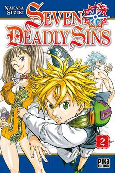Esce il video promozionale per Seven Deadly Sins, che annuncia la versione animata del manga.