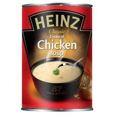Heinz Classic Cream of Chicken Soup 290 g (Pack of 12) - http://handygrocery.org/grocery-gourmet-food/heinz-classic-cream-of-chicken-soup-290-g-pack-of-12-couk/