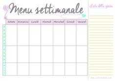 Agenda Planning, Planning Menu, Free Printable Calendar, Printable Planner, Home Binder, Home Management Binder, School Planner, Journal Template, Day Planners