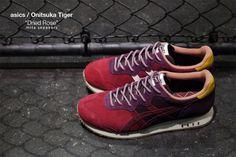 MITA SNEAKERS X ASICS GEL LYTE V & ONITSUKA TIGER X-CALIBER  http://wp.me/p59jfm-96  #SneakerGazer