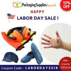 Laborday sale🔖 is ending today! Don't delay ‼️ 🛍️Use coupon: LABORDAY2018 🛍️ Shop Now: https://www.packagingsuppliesbymail.com/ #Packaging #Shipping #Industrial #Medical #Coupon #Onlineshopping #Onlinecoupons #discountcoupon #promocodes #freeshipping