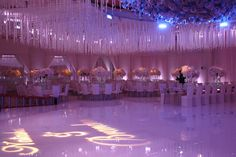 Creative Team: Planning and Design Linda Howard Events | Flowers LA Premier Flowers | Venue Beverly Hills Hotel | Party Rentals Classic Party Rentals | Design , Furniture, Ceiling Crystals and Drapery Matias Doorn for Revelry Event Designers