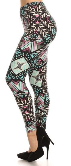 Shaley Lane Boutique www.ShaleyLane.com Leggings 92% Polyester 8% Spandex Double Brushed for Buttery Soft Feel Available in One Size & Plus Size One Size (3-14) $16 Includes Shipping Plus Size (14-20) $18 Includes Shipping