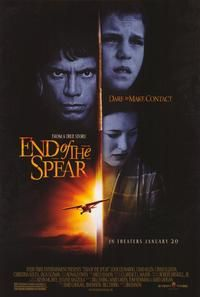 Christian Movie Poster - End of the Spear