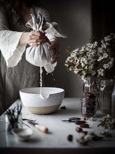 Homemade Almond Milk - The Kitchen McCabe