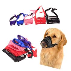 Like and Share if you want this  Adjustable Mesh Breathable Dog  Muzzle     Tag a friend who would love this!     FREE Shipping Worldwide     Buy one here---> https://sheebapets.com/1pc-adjustable-mesh-breathable-smalllarge-dog-mouth-muzzle-anti-bark-bite-chew-dog-muzzles-training-products-pet-accessories/