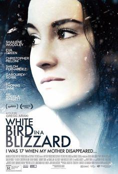White Bird in a Blizzard-Karda Bir Beyaz Kuş