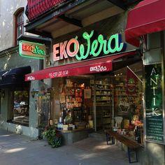 Eko Wera - Stockholm, Sweden