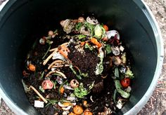 How to compost...