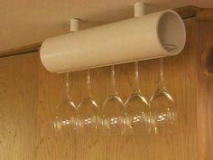 ¿Pensáis que los tubos de PVC pueden servir para decorar? Pues lo cierto es que sí, y la prueba la tenemos en estas ideas.