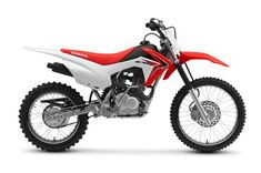 2016 CRF®125F (Big Wheel) Red (CRF125FB)