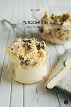 Eggless cookie dough! Just made it and its BOMB. (This is Jacque talking maynn, cookie dough picky)