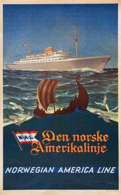 NAL - Norwegian American by K. Dahl 1948