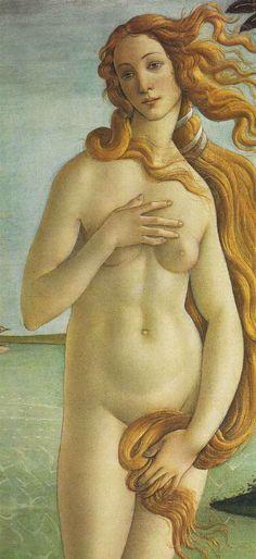 Venus de Boticelli