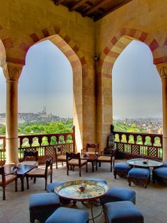 Al Azhar Park, Cairo SHARE YOUR TRAVEL EXPERIENCE ON www.thetripmill.com! Be a #tripmiller!