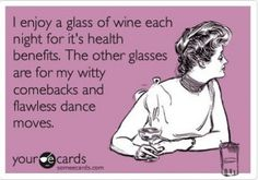 wine- one of the few things I am Greatly missing while being pregnant :-)