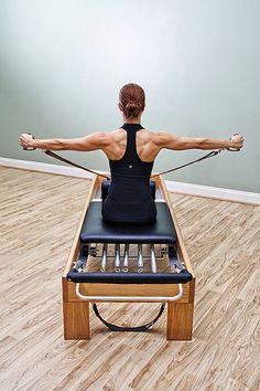 This is the consequence of pilates girls- just do it! :) No wonder we love it!
