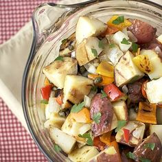 Grilled Potato Salad I love this site http://porkrecipe.org/posts/Grilled-Potato-Salad-60949