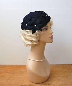 Vintage 1940s Hat                                                                                                                                                                                 More