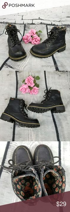 Rocket Dog Black Combat Boots size 8.5 Rocket Dog Black Combat Boots size 8.5 in great used condition. Some signs of use. Perfect for Fall! Please let me know if you have any questions. Happy Poshing! Rocket Dog Shoes Combat & Moto Boots