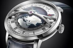 Arnold & Son The Globetrotter - watchuseek.com