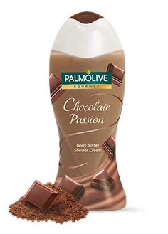 Body Butter Shower Cream || Gourmet- Chocolate Passion (Cocoa)