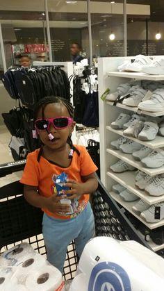 Celebrating my daughter, one whose love I can always be sure of. #LilMissArukwe #LilMissAdorable #BigSistertoKit #kidsfashionslayer #Kidsfashion #HairStyle #KidsHairStyle #BeadsOnHair #SunGlasses