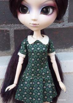 Vestido para muñecas Pullip. por Kosucas en Etsy