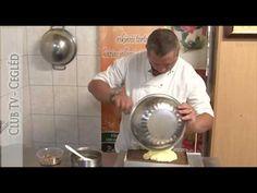 Somlói galuska - YouTube Hungarian Desserts, Pisa, It Works, The Creator, Youtube, Nailed It, Youtubers, Youtube Movies