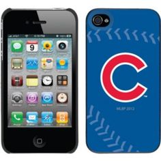Coveroo, Inc. Chicago Cubs iPhone 4 / 4S Cell Phone Case