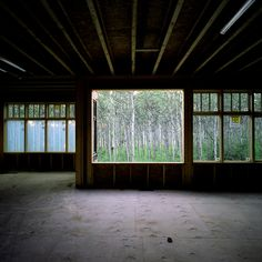 Producing Landscape by Levi Wedel, via Behance
