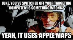 Couldn't agree more Luke! Not sure how they did it but Apple Maps is really bad, I mean really bad!