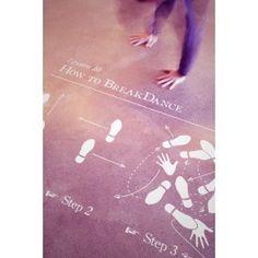 How To Break-Dance Floor Decal. would be cute to have all dances on the floor around studio Floor Decal, Floor Stickers, Wall Stickers, Modern Dance, Dance Baile, Floor Graphics, Inspirational Wall Decals, Dance Floor Wedding, Dance Lessons